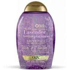 OGX Hydratačný šampón Levanduľa s UVA / UVB filtrom 385 ml