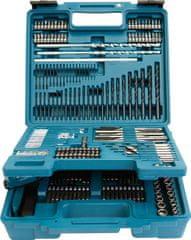 Makita 212-dijelni set za bušenje i zavrtanje E-06270