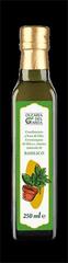 Olearia del Garda Bazalkový olivový olej extra virgin 250 ml