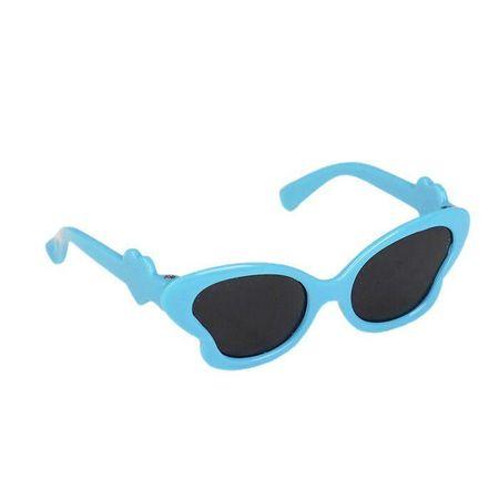 Kraftika Styl lalki okulary zestaw 2 sztuk z ciemny i jasne soczewki