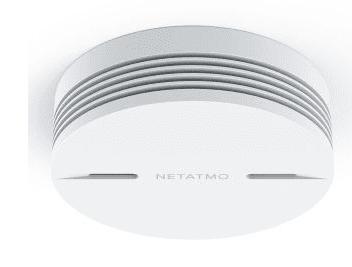 Netatmo Smart Smoke Alarm EC detektor dima