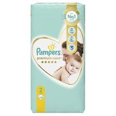 Pampers Premium Care Plienky, Veľkosť 2, 46 ks, 4kg-8kg