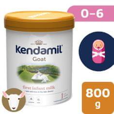 Kendamil Kozie dojčenské mlieko 1 (800 g) DHA+
