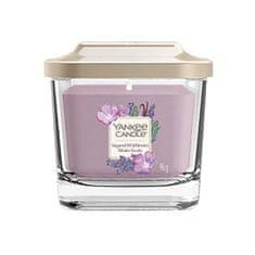 Yankee Candle Aromatická svíčka malá hranatá Sugared Wildflowers 96 g