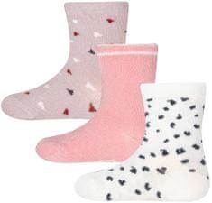 EWERS 3pack dievčenských ponožiek 205213