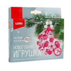 """Lori Vánoční hračka z korálků """"frosty dawn"""""""