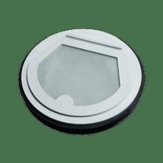 Helios KAK 100 Pachutěsná zpětná klapka vhodná k digestoři nebo radiálnímu ventilátoru