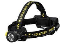 LEDLENSER H7R Work svijetiljka, naglavna, punjiva, crna/žuta