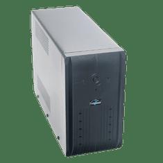 Eurocase UPS Záložný zdroj - EA200LED 1200VA LINE INTERACTIVE