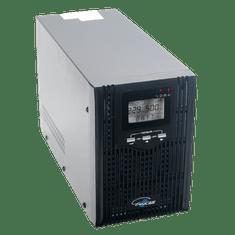 Eurocase UPS Záložní zdroj - EA610 1000VA PURE SINE WAVE