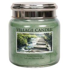 Village Candle Dišeča sveča v kozarcu Forest Morning 390 g