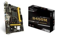 Biostar B460MH matična ploča, AM4, USB 3.2, DDR4, mATX