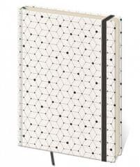 Zápisník Vario design 5 - linkovaný M