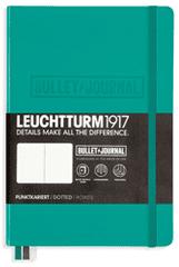 LEUCHTTURM1917: Zápisník Leuchtturm1917 ZELENÝ