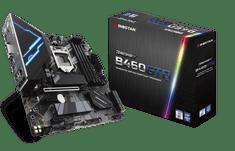 Biostar B460GTQ matična ploča, LGA1200, PCIe M.2, DDR4, mATX
