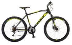 Polar Wizard 2.0 brdski bicikl , crno-žuti, L