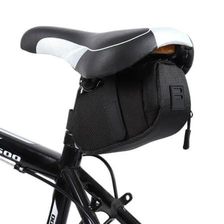 MG Bike kerékpáros táska ülés alá 0.6L, fekete