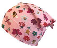 Yetty ljetni šešir za djevojčice s motivom livade LB 8/19