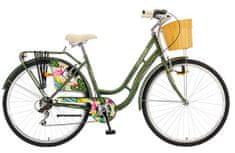 Polar Grazia gradski bicikl, oliva