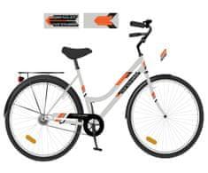 Polar Carravele gradski bicikl, srebrni
