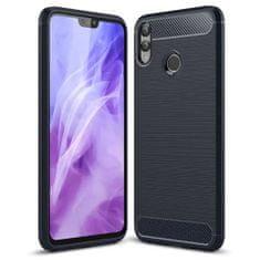 Oem Silikónový obal CARBON pre Samsung Galaxy A5 2018 / A8 2018 A530 - čierny