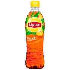 Lipton Ledový čaj s příchutí broskve 500ml