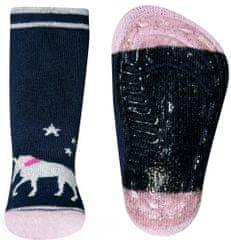 EWERS dievčenské protišmykové ponožky 221173