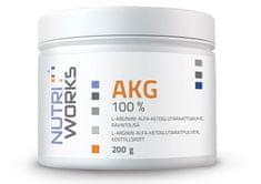 NutriWorks AKG 100 % 200g