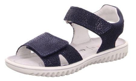 Superfit dekliški sandali Sparkle 6090048000, 28, temno modri