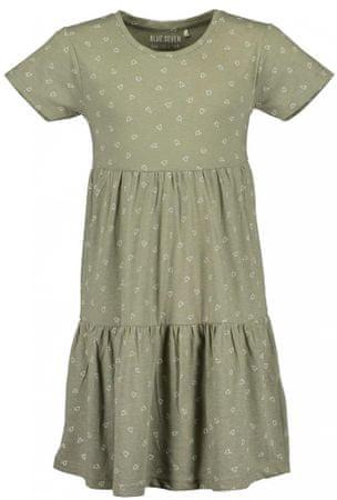 Blue Seven lány ruha 528078 X_1, 152, zöld