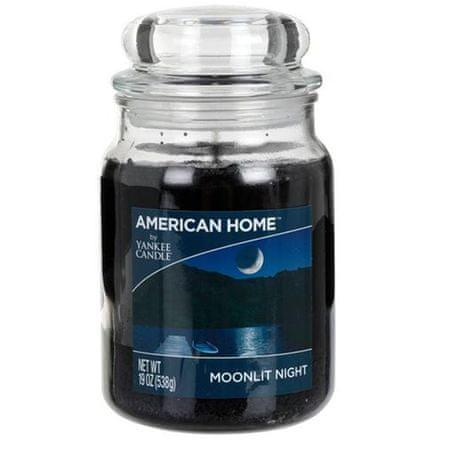 Yankee Candle American Home Moonlit Night mirisna svijeća, 538 g