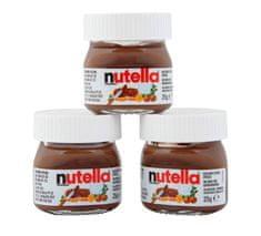 Nutella MINI 16 x 25g ve skleničce