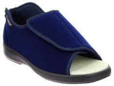 Podowell ALEXIS zdravotní polobotka pro oteklé nohy modrá PodoWell Velikost: 36