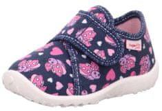 Superfit dievčenské papuče Spotty 10092468030