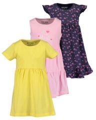 Blue Seven dekliška obleka 721599 X