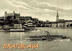 tvorme 3D pohľadnica Bratislava - história/súčasnosť