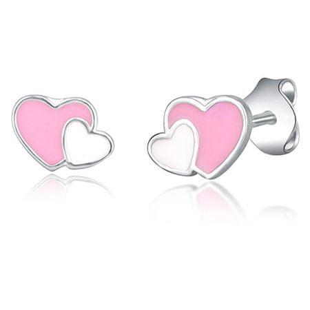 JVD Romantikus fülbevaló lányoknak SVLE0829XH20000
