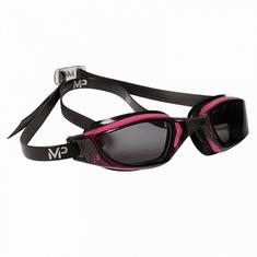 Michael Phelps Plavecké okuliare Xceed LADY tmavý zorník ružová/čierna