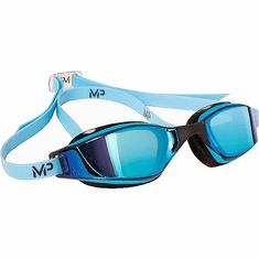 Michael Phelps Plavecké okuliare Xceed modrý zrkadlový zorník modrá