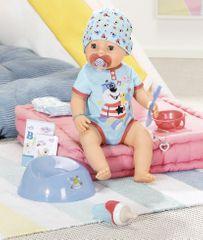 BABY born s čarovným cumlíkom, chlapček, 43 cm