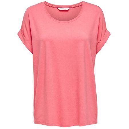 ONLY Ženska majica ONLMOSTER 15106662 Tea Rose (Velikost S)