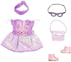 BABY born Deluxe set odjeće, rođendanska serije, 43 cm