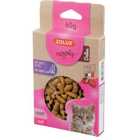 Zolux MOOKY CAT DELIES HAIRBALL 60g