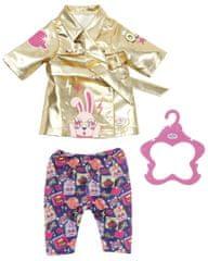BABY born Kabát a kalhoty Narozeninová edice, 43 cm