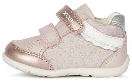 Geox Lány magasszárú sportcipő ELTHAN B041QB 010AJ C8237, 24, rózsaszín