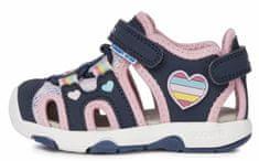 Geox dívčí sandály SANDAL MULTY B150DA 05014 C4243