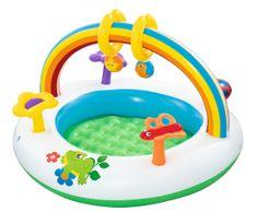 Bestway 52239 dmuchane centrum zabaw z tęczą