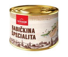 Tatrakon Babičkina špecialita 190g (bal. 10ks)