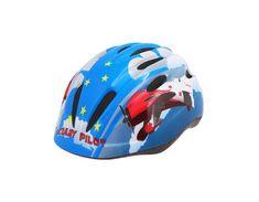 Wista Dětská cyklistická přilba WISTA modrá