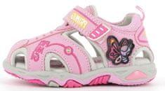 Primigi 7450900 svjetleće sandale za djevojčice